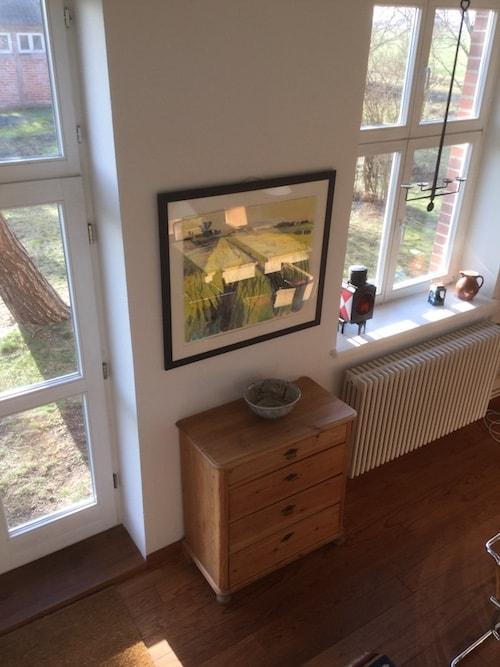 Blick von Galerie